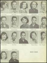 1955 Calallen High School Yearbook Page 48 & 49