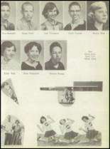 1955 Calallen High School Yearbook Page 50 & 51