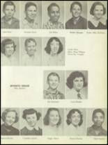 1955 Calallen High School Yearbook Page 52 & 53