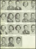 1955 Calallen High School Yearbook Page 54 & 55