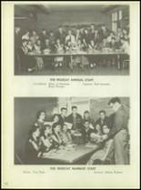1955 Calallen High School Yearbook Page 56 & 57