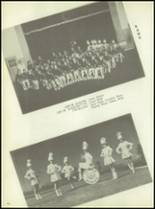 1955 Calallen High School Yearbook Page 58 & 59