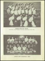 1955 Calallen High School Yearbook Page 60 & 61