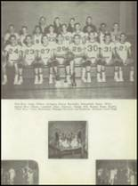1955 Calallen High School Yearbook Page 66 & 67