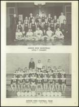 1955 Calallen High School Yearbook Page 74 & 75