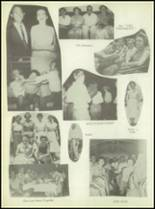 1955 Calallen High School Yearbook Page 104 & 105