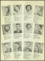 1952 Kingsford High School Yearbook Page 10 & 11