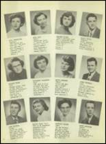 1952 Kingsford High School Yearbook Page 12 & 13