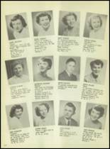 1952 Kingsford High School Yearbook Page 14 & 15