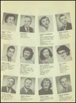 1952 Kingsford High School Yearbook Page 16 & 17