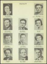 1952 Kingsford High School Yearbook Page 26 & 27