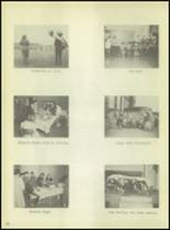 1952 Kingsford High School Yearbook Page 30 & 31
