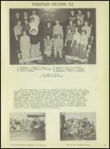 1952 Kingsford High School Yearbook Page 32 & 33