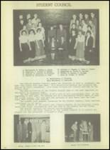 1952 Kingsford High School Yearbook Page 40 & 41