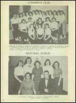 1952 Kingsford High School Yearbook Page 46 & 47