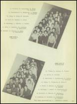 1952 Kingsford High School Yearbook Page 52 & 53
