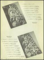 1952 Kingsford High School Yearbook Page 56 & 57