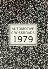 1979 Yearbook Automotive High School