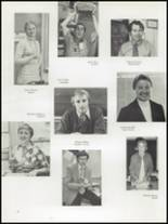 1974 Garden City High School Yearbook Page 16 & 17