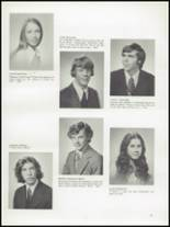 1974 Garden City High School Yearbook Page 32 & 33