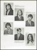 1974 Garden City High School Yearbook Page 40 & 41