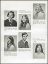 1974 Garden City High School Yearbook Page 44 & 45