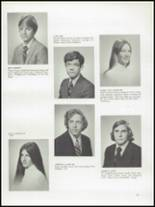 1974 Garden City High School Yearbook Page 68 & 69
