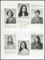 1974 Garden City High School Yearbook Page 72 & 73