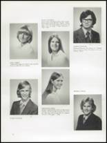 1974 Garden City High School Yearbook Page 80 & 81