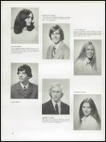 1974 Garden City High School Yearbook Page 88 & 89
