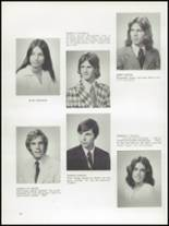 1974 Garden City High School Yearbook Page 98 & 99