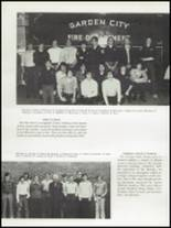 1974 Garden City High School Yearbook Page 136 & 137