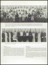 1974 Garden City High School Yearbook Page 154 & 155