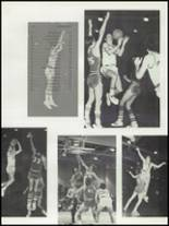 1974 Garden City High School Yearbook Page 176 & 177