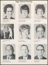 1969 Clyde High School Yearbook Page 16 & 17