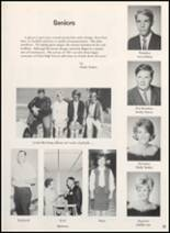 1969 Clyde High School Yearbook Page 28 & 29