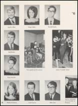 1969 Clyde High School Yearbook Page 30 & 31