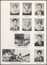 1969 Clyde High School Yearbook Page 32 & 33