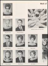 1969 Clyde High School Yearbook Page 34 & 35