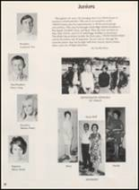1969 Clyde High School Yearbook Page 36 & 37