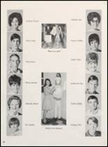 1969 Clyde High School Yearbook Page 38 & 39