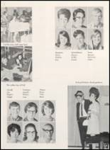 1969 Clyde High School Yearbook Page 40 & 41