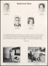 1969 Clyde High School Yearbook Page 42 & 43