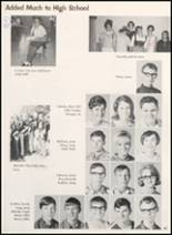 1969 Clyde High School Yearbook Page 44 & 45