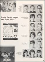 1969 Clyde High School Yearbook Page 46 & 47