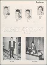 1969 Clyde High School Yearbook Page 48 & 49