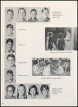 1969 Clyde High School Yearbook Page 50 & 51