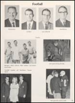 1969 Clyde High School Yearbook Page 54 & 55