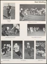 1969 Clyde High School Yearbook Page 58 & 59