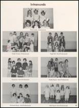 1969 Clyde High School Yearbook Page 70 & 71